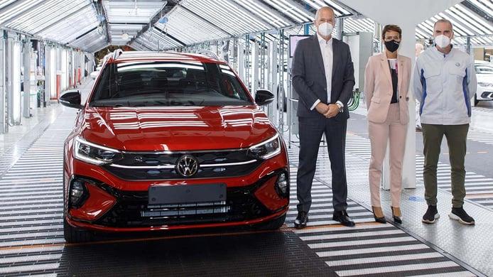 Volkswagen Taigo - producción