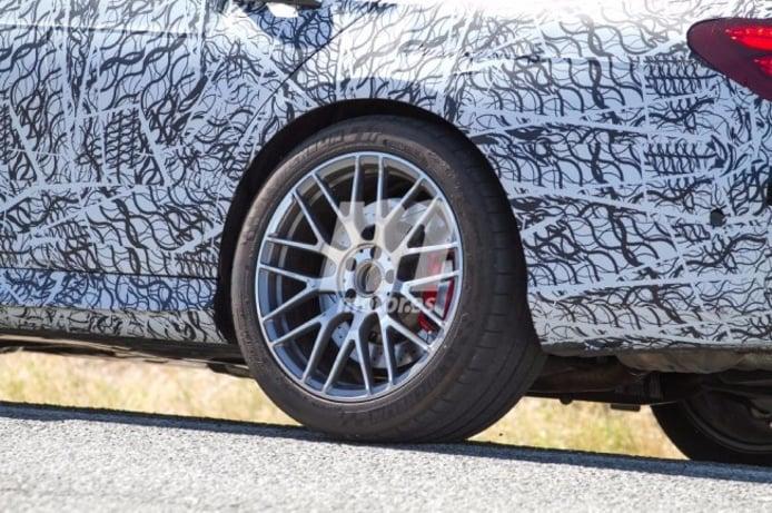 Mercedes-AMG E63 2017 - foto espía