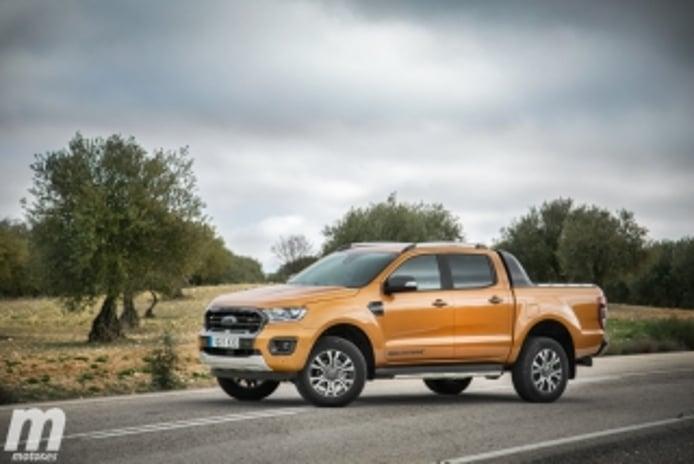 Foto 1 - Fotos Ford Ranger Wildtrack