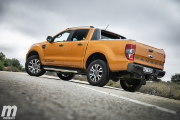Foto 2 - Fotos Ford Ranger Wildtrack