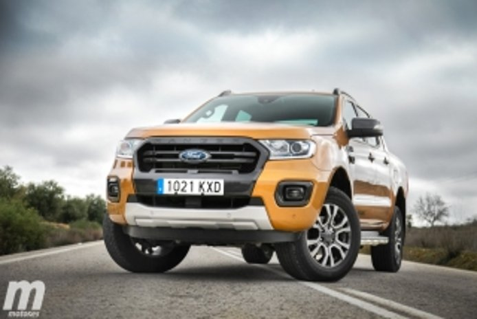 Foto 3 - Fotos Ford Ranger Wildtrack