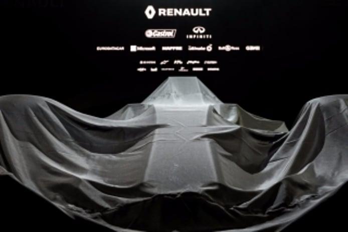 Foto 1 - Fotos Renault RS17 F1 2017