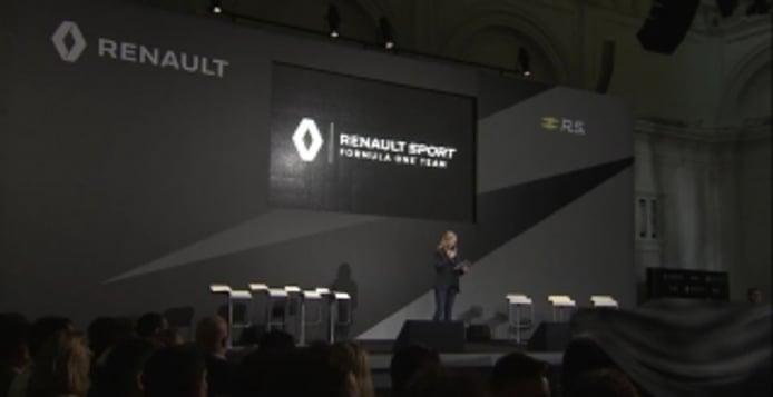 Foto 3 - Fotos Renault RS17 F1 2017