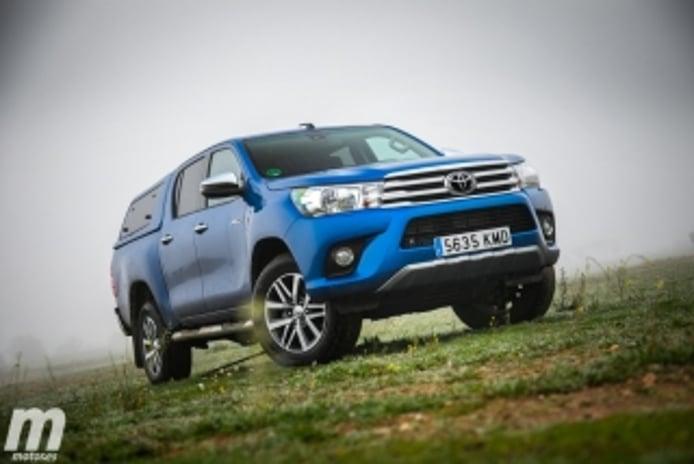 Foto 1 - Fotos Toyota Hilux