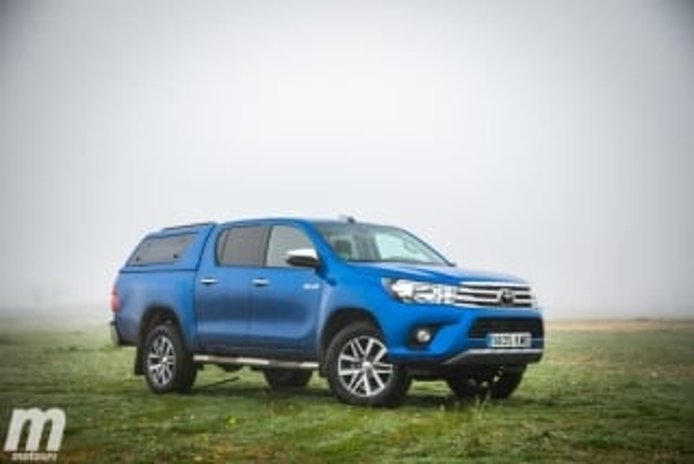 Foto 3 - Fotos Toyota Hilux