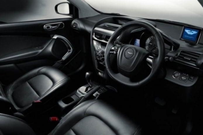 Aston Martin lanza dos ediciones especiales del Cygnet