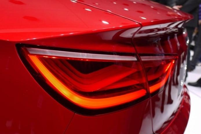 Audi A3 sedán Concept en vivo