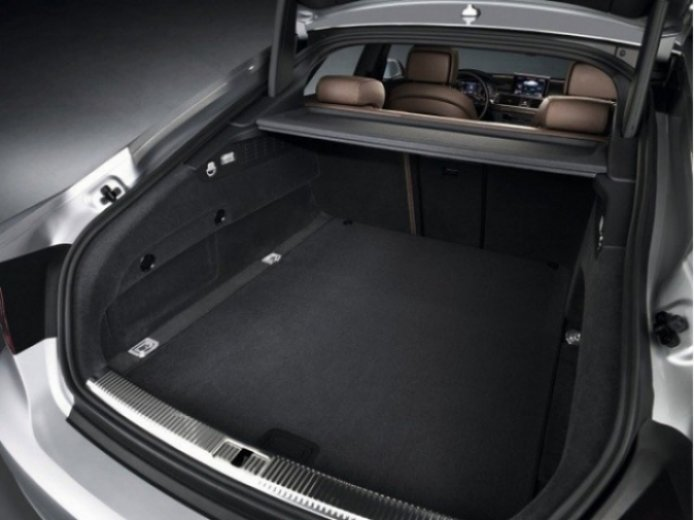 Audi A7 Sportback presentado