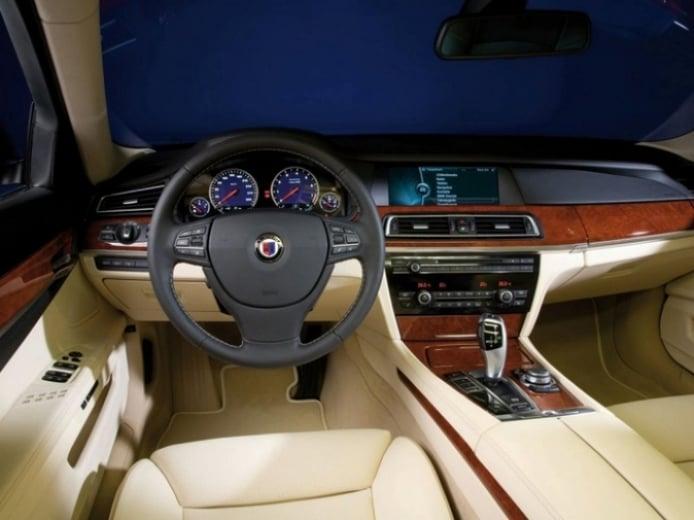 BMW Alpina B7 ALLRAD en el Salón de Nueva York