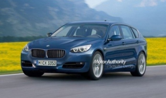 BMW confirma planes para el Serie 3 GT.