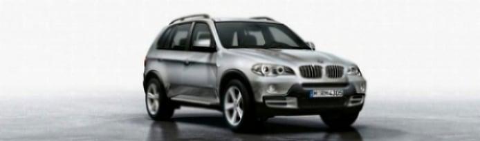 BMW X5 Security Plus, a prueba de Kalashnikov