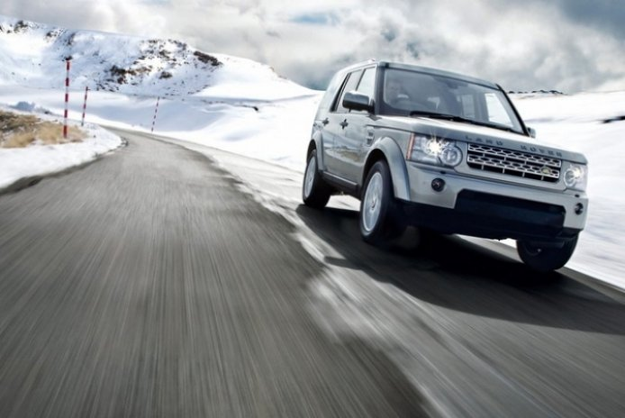 Detalles del Land Rover Discovery 4