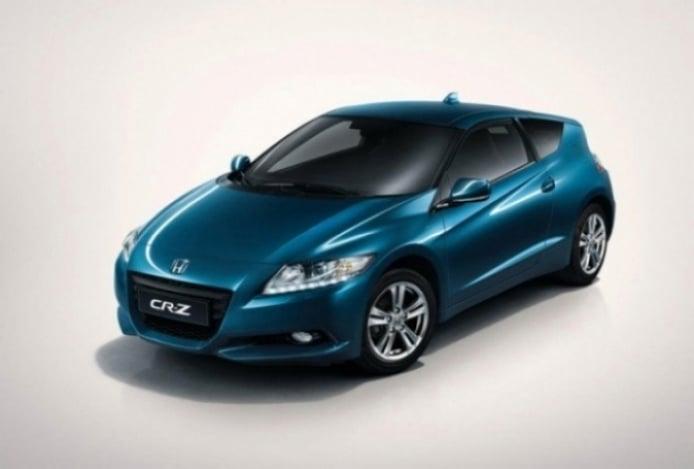 El Honda CR-Z elegido Coche del Año en Japón.