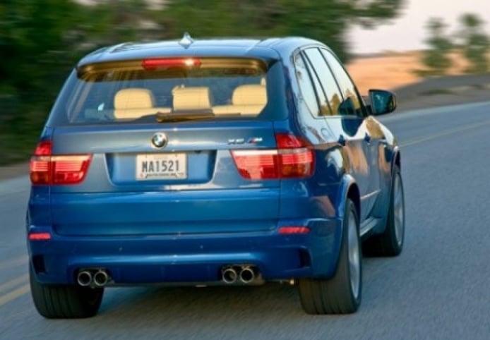 El nuevo BMW X5 M se presenta al mundo en Shanghai