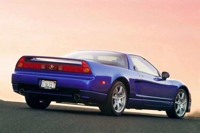 El sucesor del Honda NSX podría ser un modelo híbrido