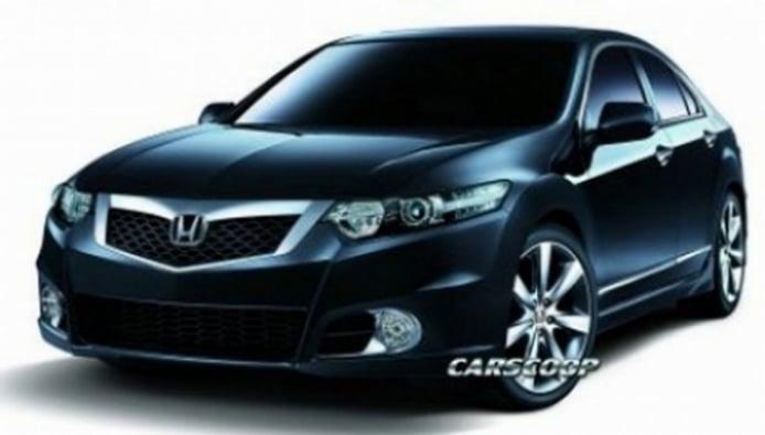 Honda Accord SR-9, nueva novedad del Salón de Shanghai