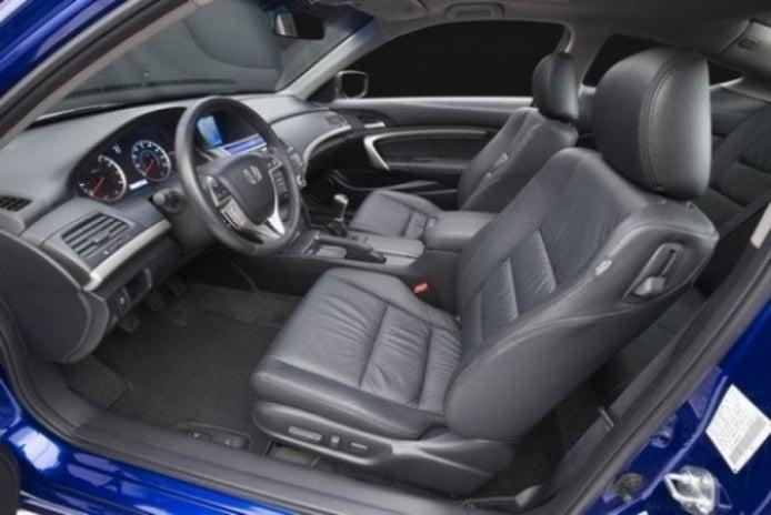 Honda nos enseña al renovado Accord 2011.