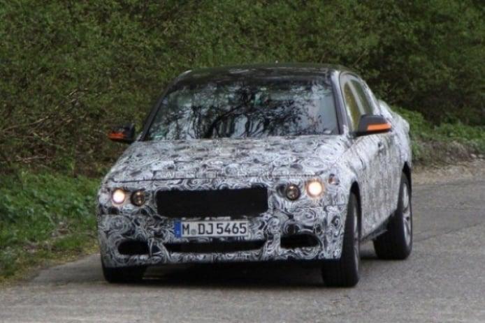 Imágenes espía del BMW Serie 3 Gran Turismo