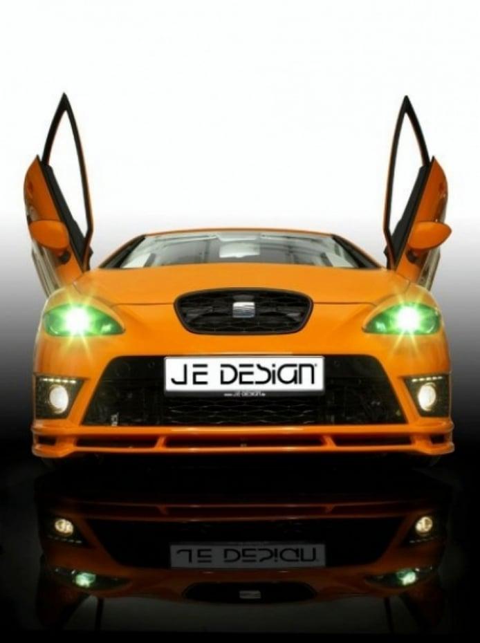 JE Design presenta su versión del Leon FR.
