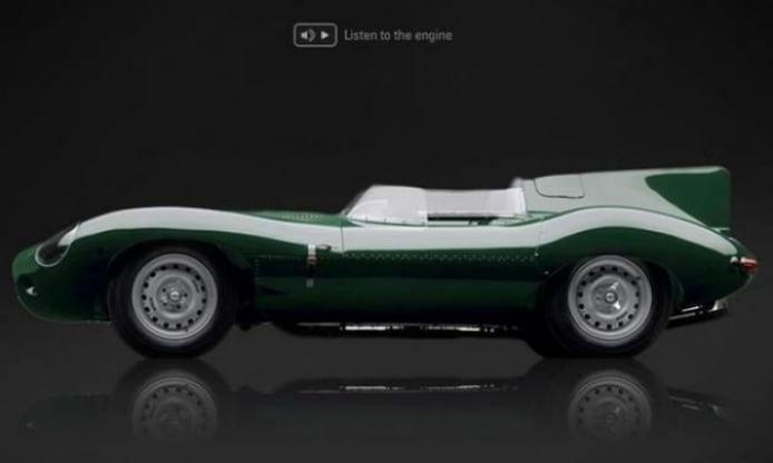 La colección de coches de Ralph Lauren visita París