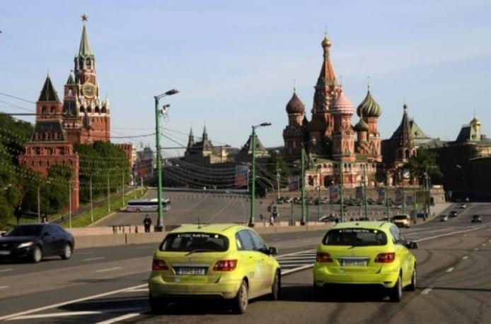 La vuelta al mundo en 125 días (con Mercedes-Benz de hidrógeno)