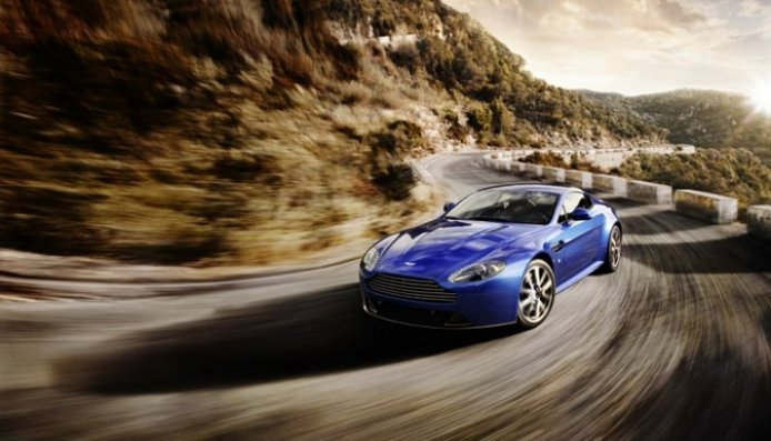 Llega a España el Aston Martin Vantage S