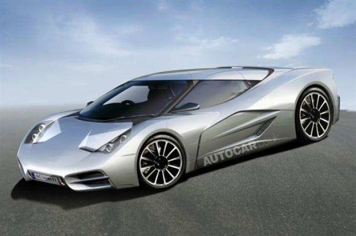 McLaren prepara un súper deportivo al estilo Veyron