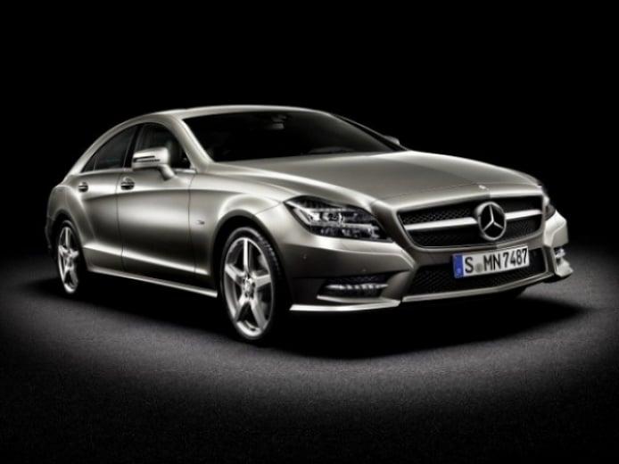 Mercedes Benz CLS 2012 presentado