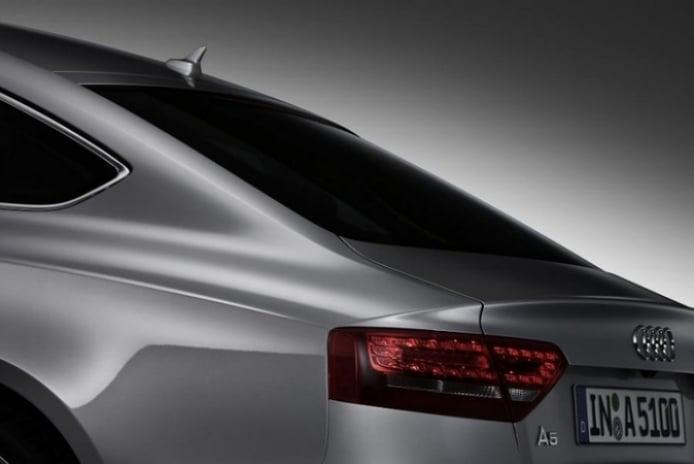 Nuevo Audi A5 Sportback, fotos e información oficiales