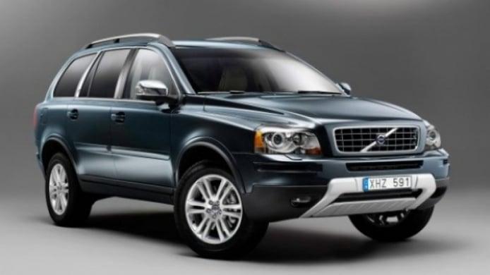 Nuevo motor diésel para el Volvo XC90