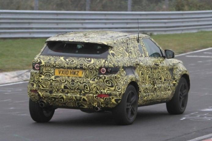 Qué oculta el Range Rover Evoque 5 puertas