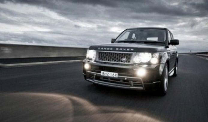 Range Rover 2011 estrenaría motor diesel