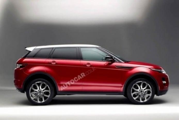 Range Rover Evoque 5 puertas en video
