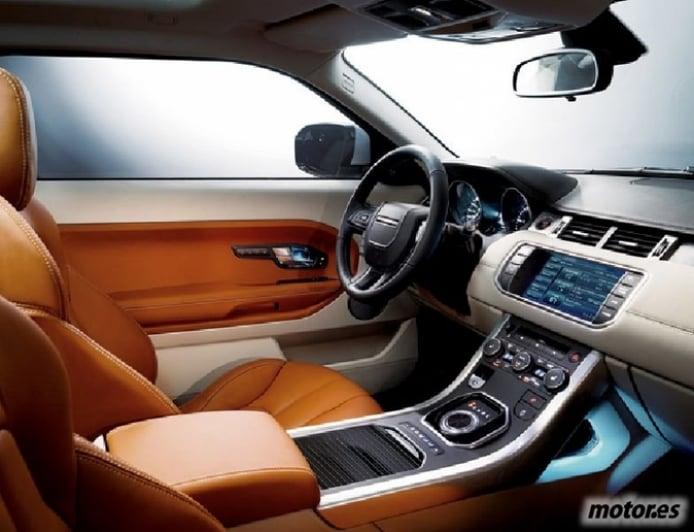 Range Rover Evoque, personalizalo a tu gusto.