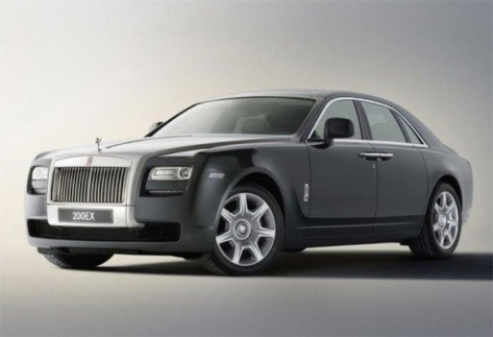 Rolls Royce brinda datos del Ghost.