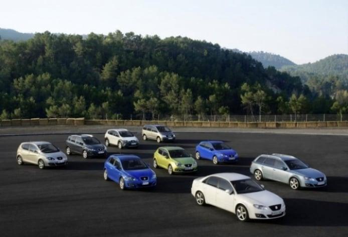 Seat renueva la gama Ibiza, León y Altea
