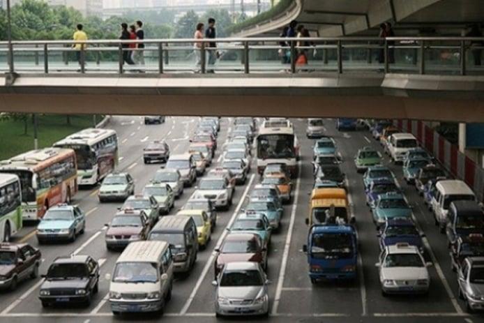 Todos los chinos quieren un coche