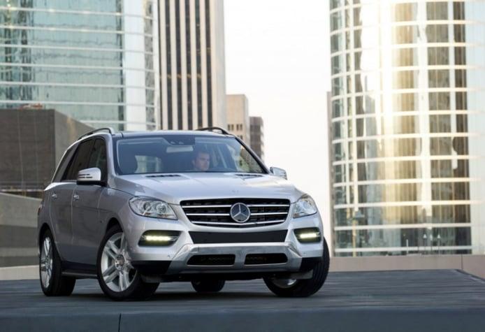 Precios para Alemania del nuevo Mercedes ML
