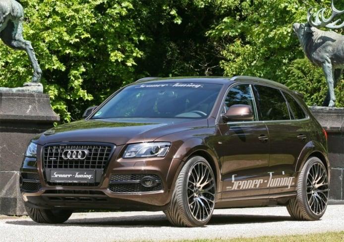 Senner Tuning radicaliza el Audi Q5