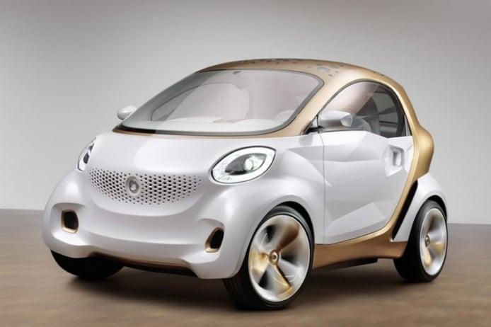 El Smart Forvision concept será presentado en Frankfurt