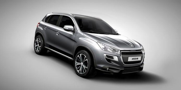Nuevo Peugeot 4008: Otro hermano para el ASX