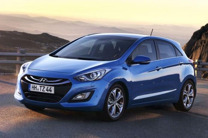 Primera imagen oficial: Hyundai i30 2012