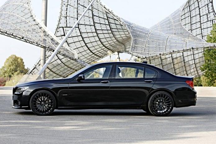 TuningWerk extrae 720 CV para el BMW Serie 7