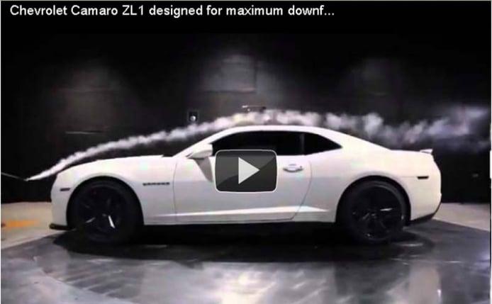 Así preparó Chevrolet al nuevo Camaro ZL1