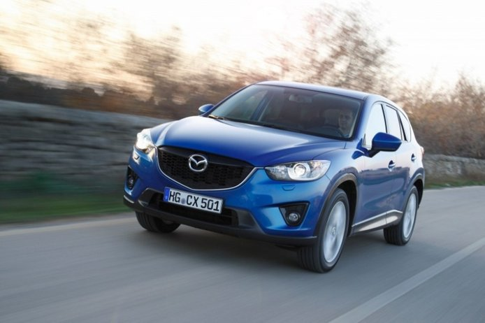 Nuevo Mazda CX-5: Acierto seguro