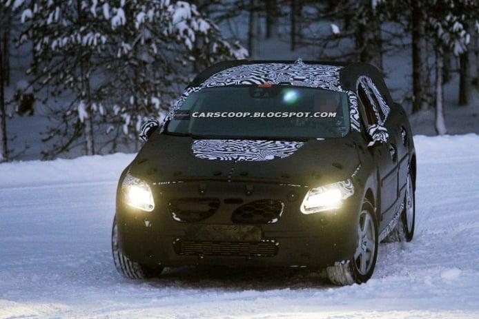 Fotos Espía: El Volvo V40 sigue en pruebas