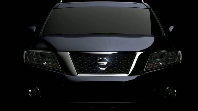 Primeros teasers en vídeo del nuevo Nissan Pathfinder