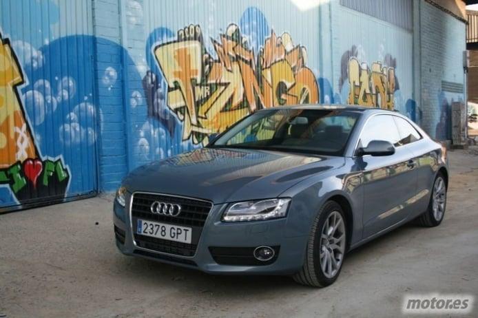 Audi A5 2.7 TDI Multitronic. Elegancia y deportividad