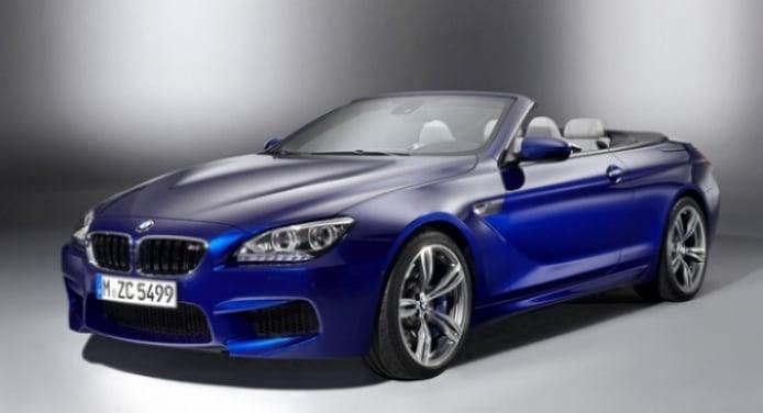 BMW M6 Coupé y M6 Cabrio: una fiera con 560 caballos