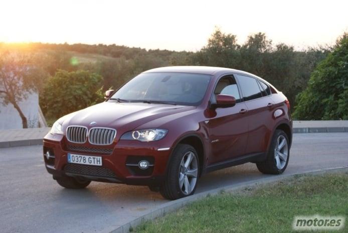 BMW X6 5.0i 407cv. Sin igual